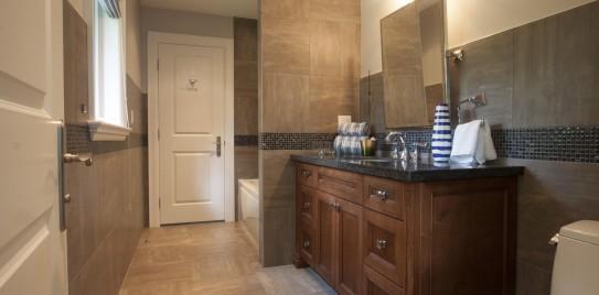 Custom Bathroom Vanity 2