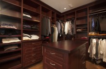 Custom Master Closet 2
