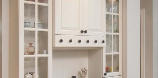 Dave Kitchen Desk Cabinet